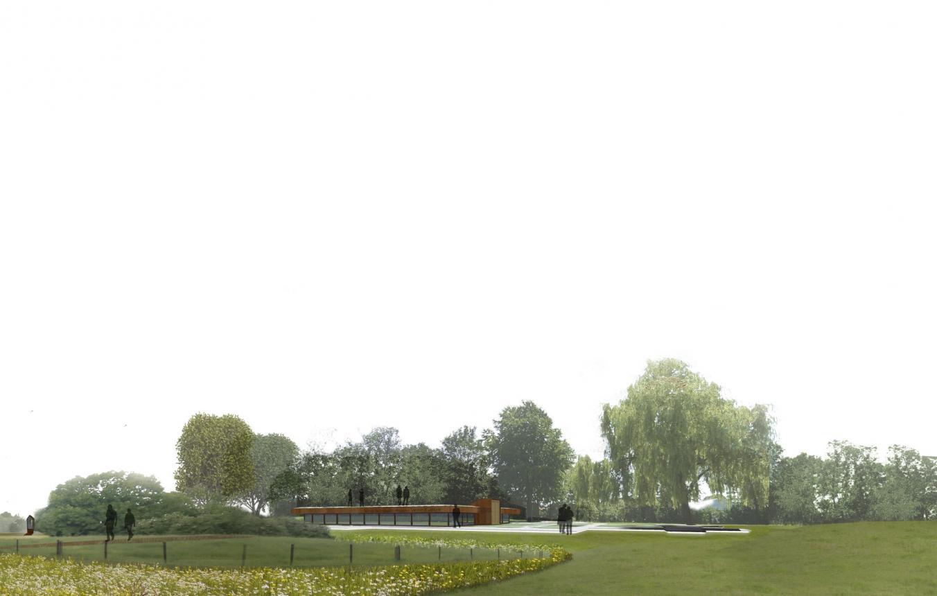 OO2408 Visiebeeld © Antea Group, Bailleul Ontwerpbureau, Vista landscape and urban design bv