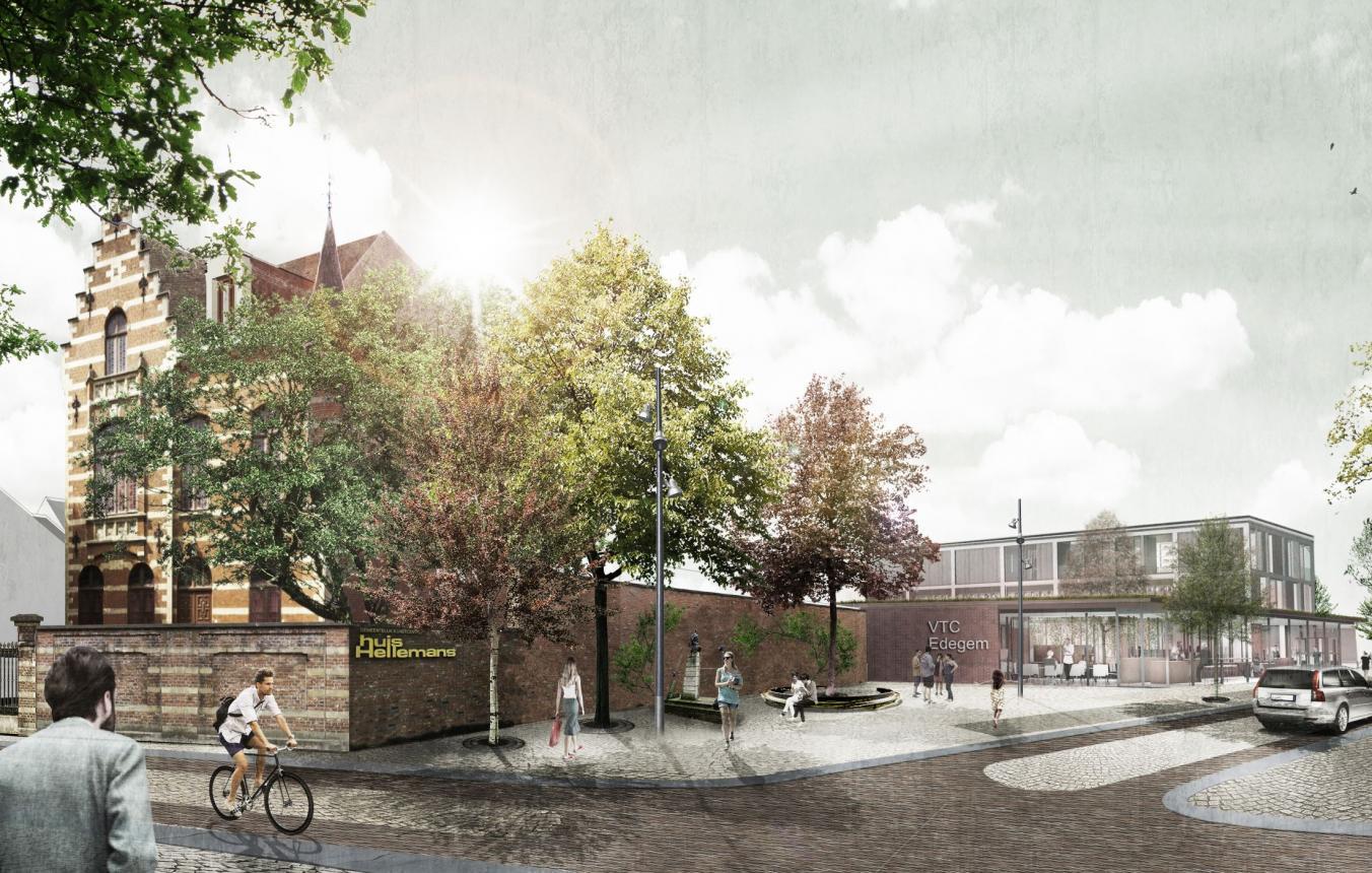 OO2908 Visiebeeld © Marc Koehler Architects