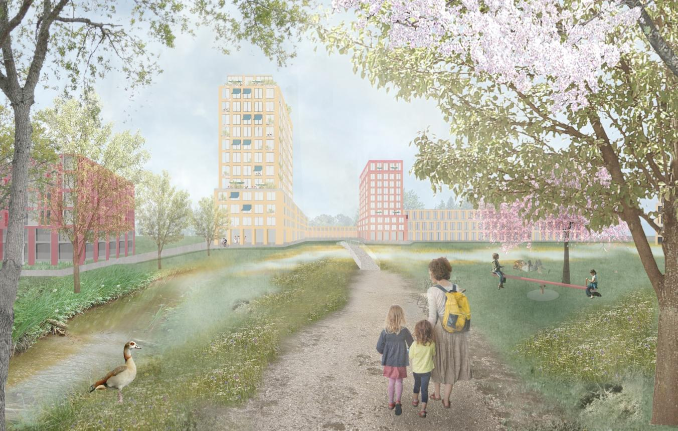 OO3305 Visiebundel © CLUSTER landschap en stedenbouw, Trans architectuur I stedenbouw