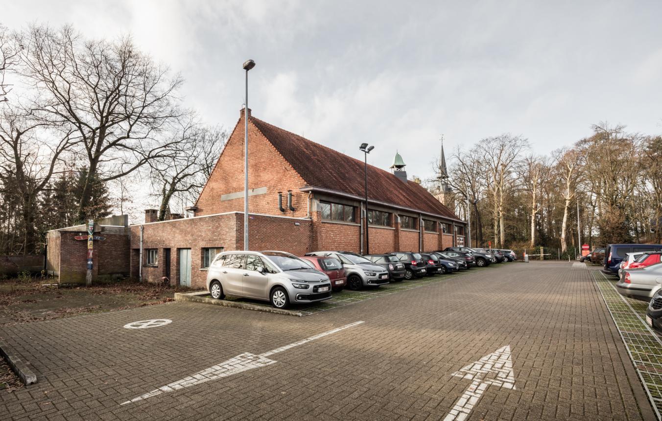 Sitefoto's OO3707 Kerk Herentals