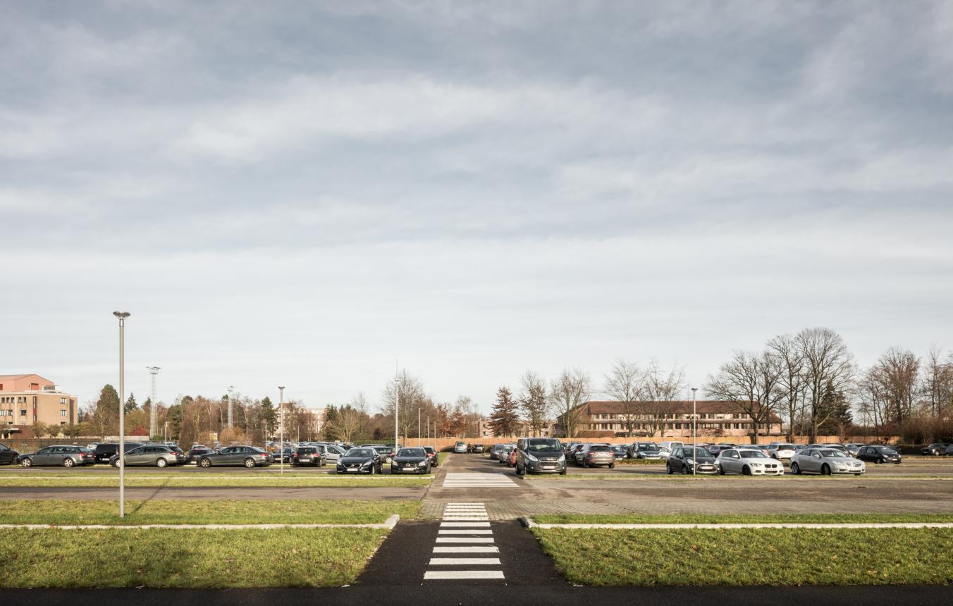 Sitefoto's OO3701 Jessaziekenhuis Hasselt