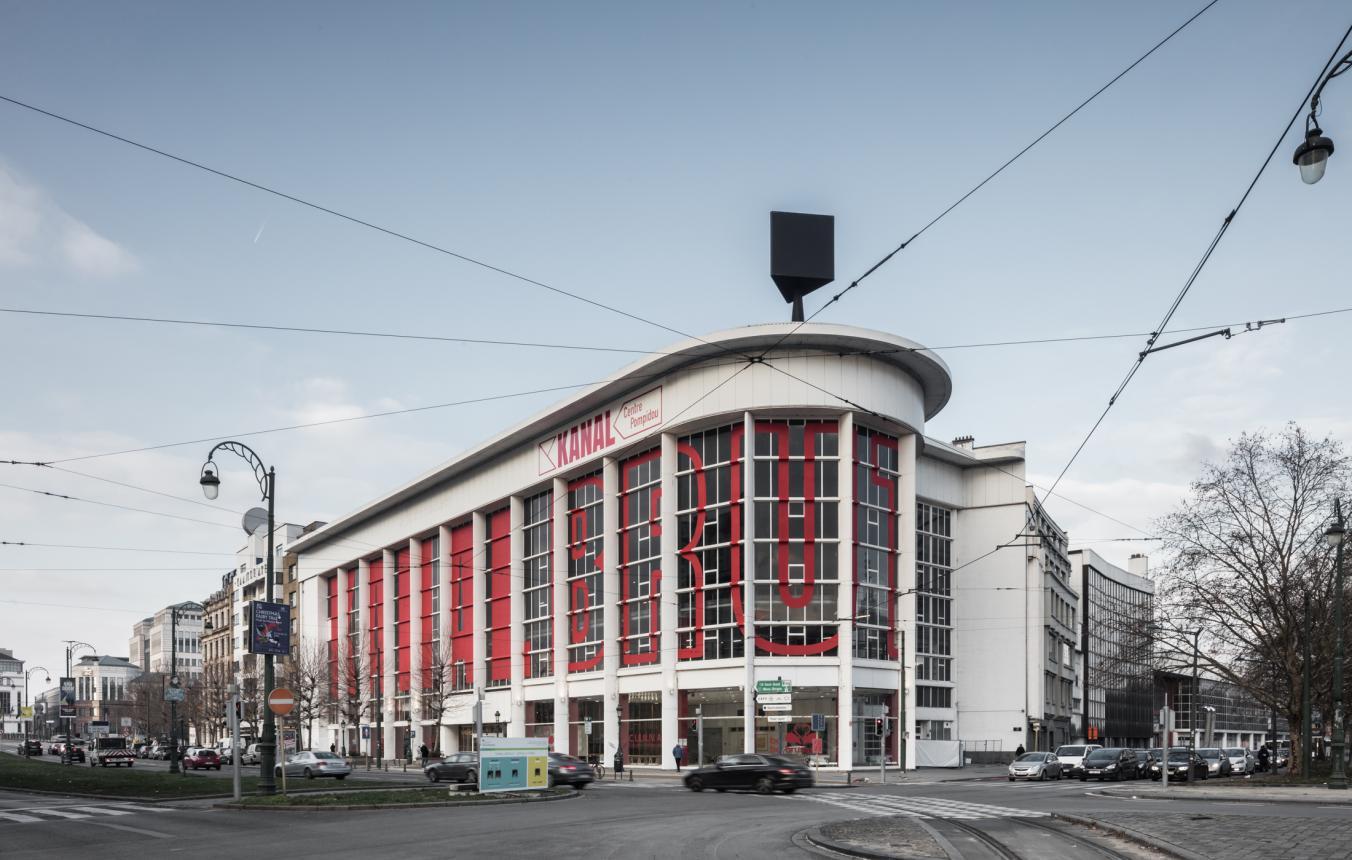 Sitefoto's OO3704 Kaaitheater Brussel