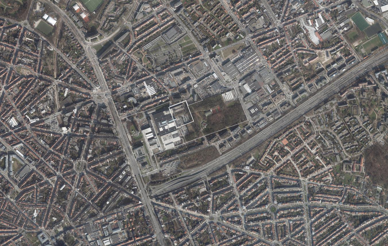 2801_luchtfoto © GDI-Vlaanderen