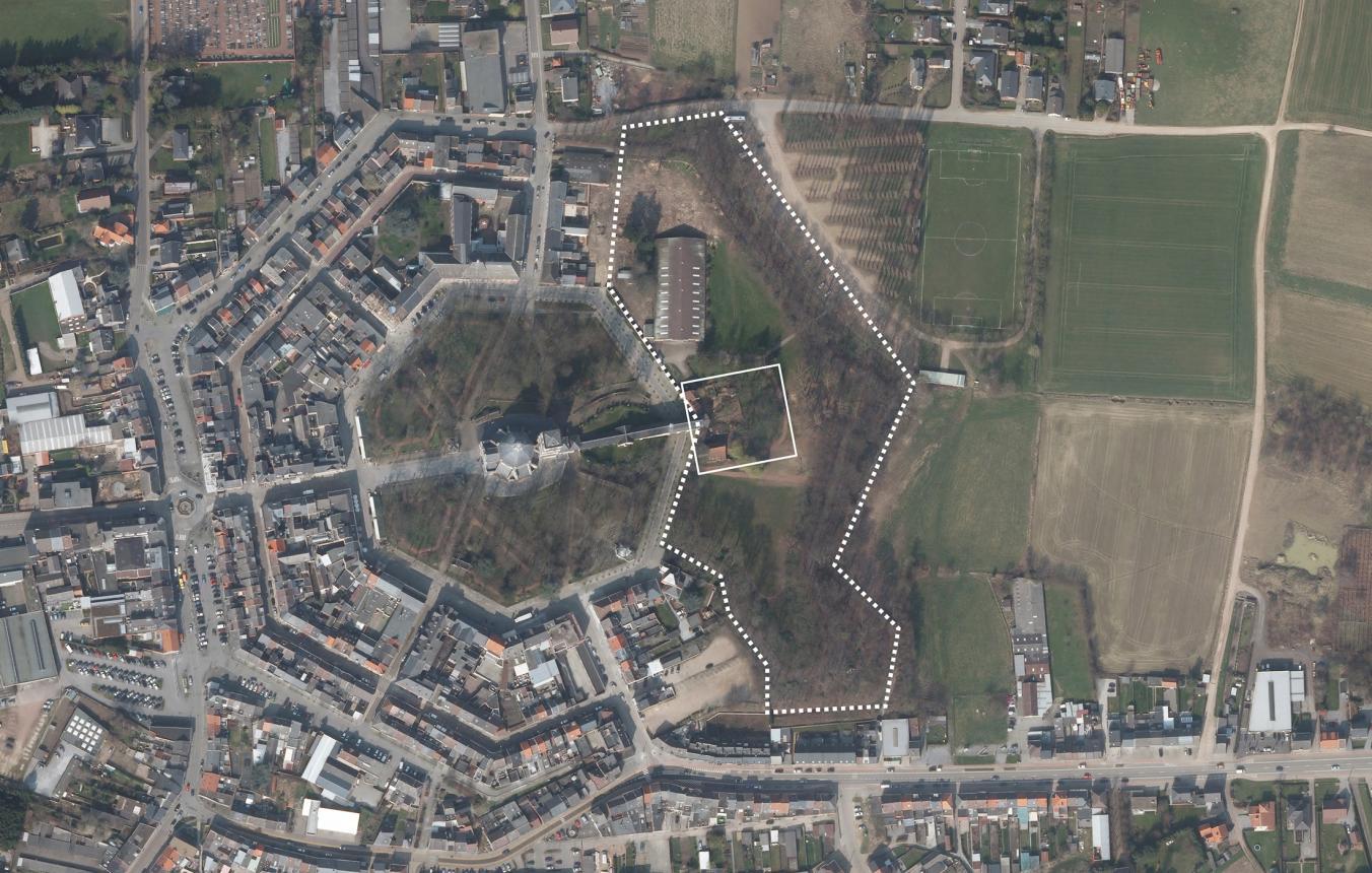 OO2803_luchtfoto ©GDI-Vlaanderen