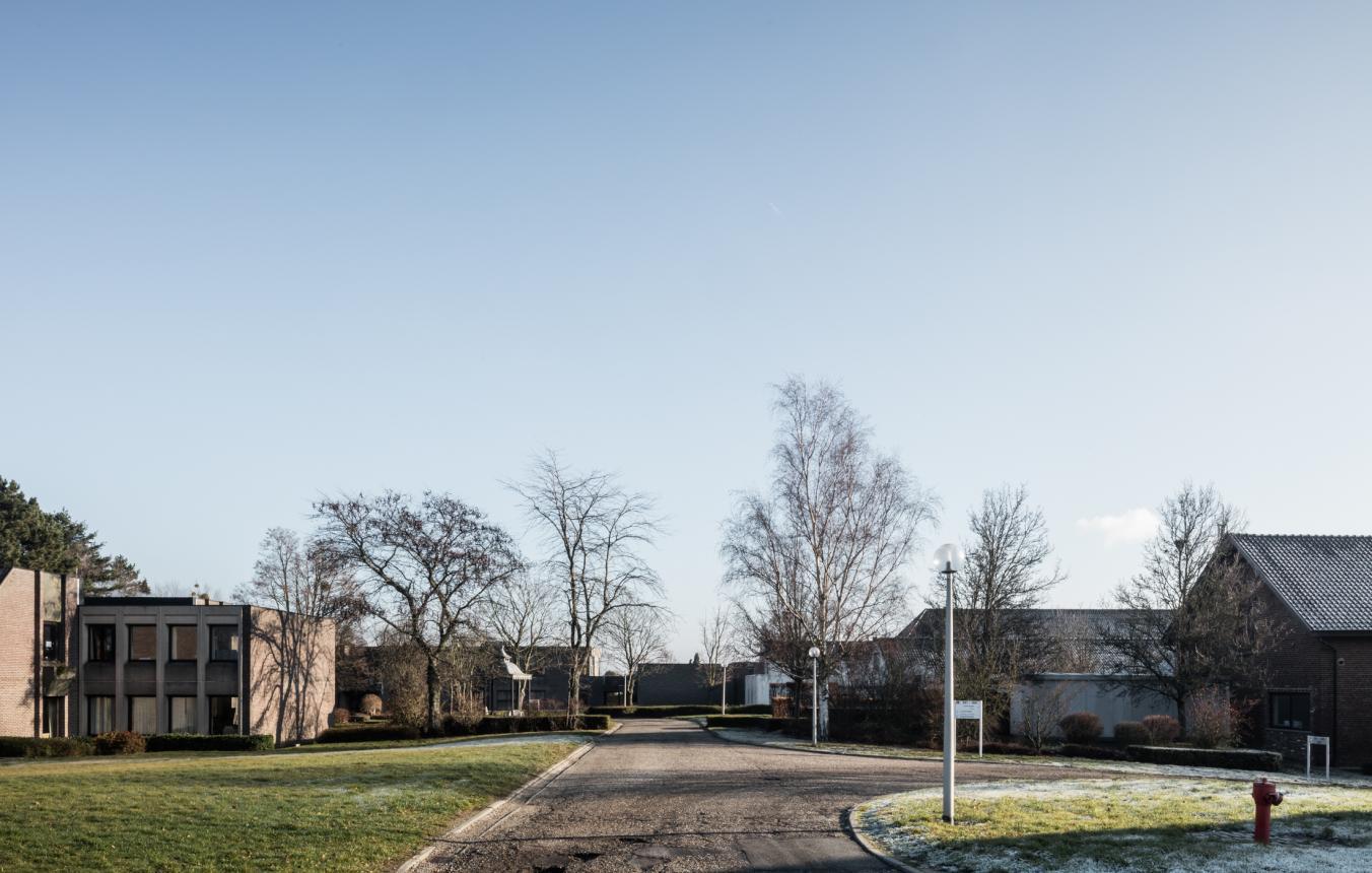 Sitefoto's OO3708 UPC KU Leuven Kortenberg