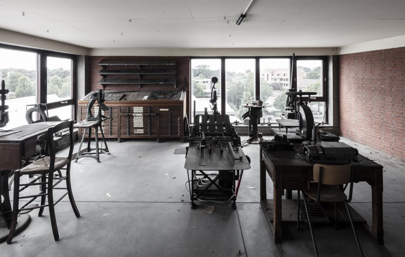 Sitefoto's OO3801 Vrijetijdscentrum Izegem