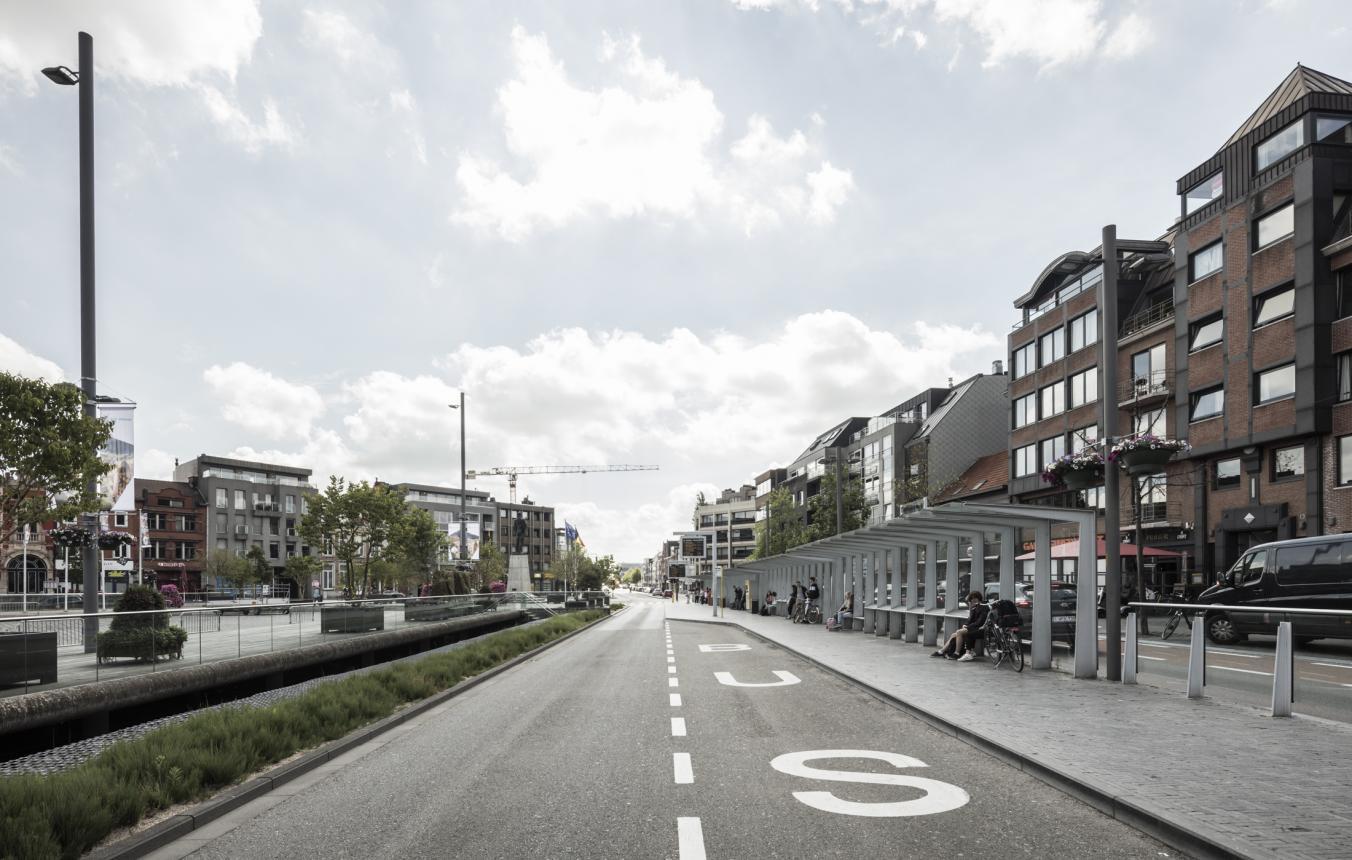 Sitefoto's OO3802 Grote Markt Sint-Niklaas