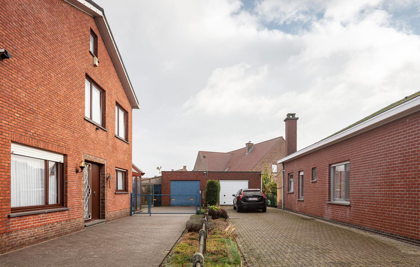 Sitefoto projectsite OO4108 Groothuiswijk Beveren