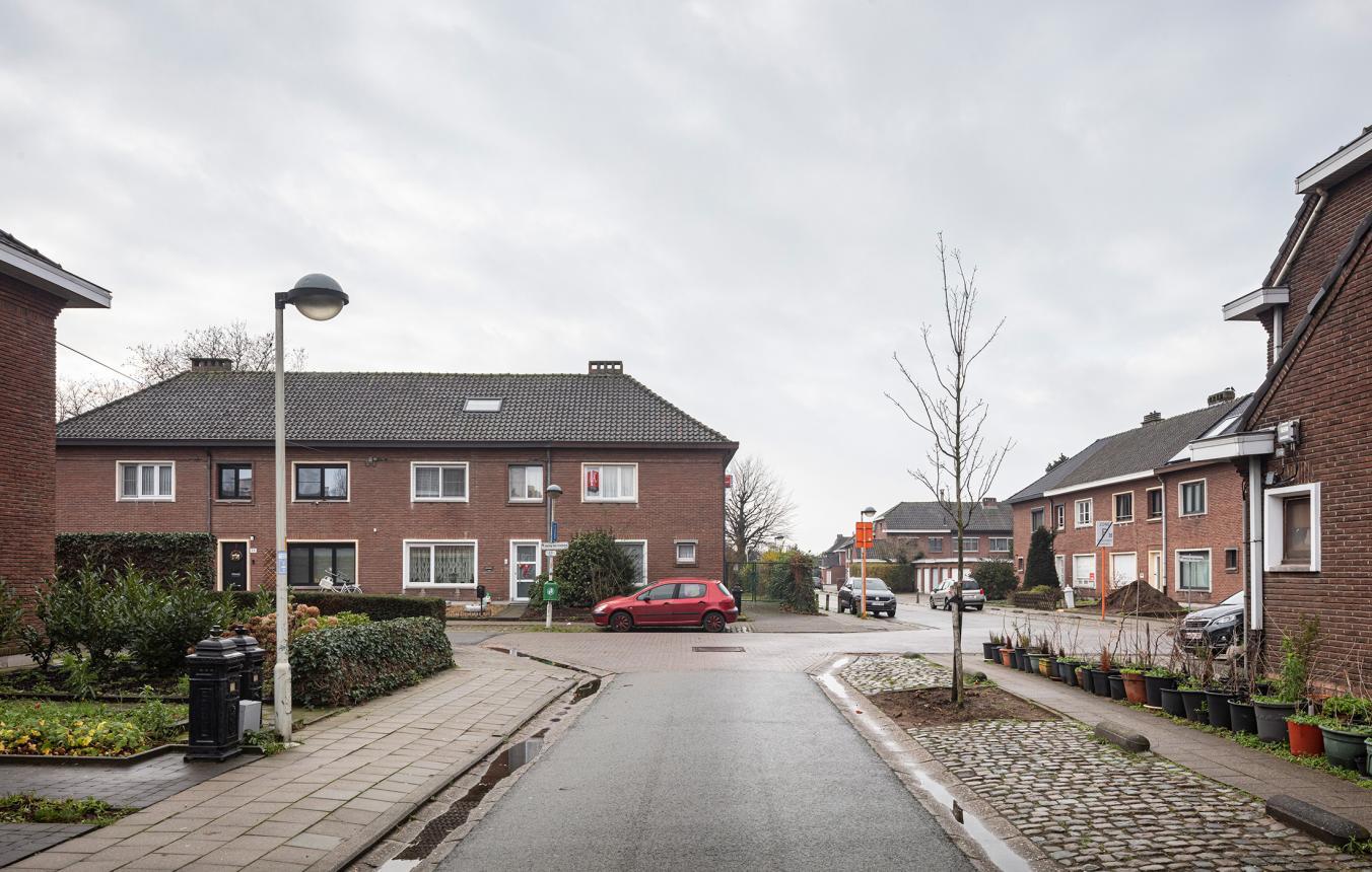 Sitefoto projectsite OO4110 Molenbergwijk Beveren