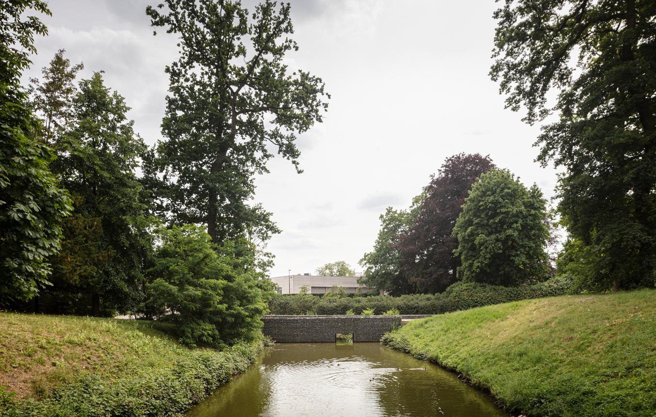 Sitefoto's OO4002 De Woeker in Oudenaarde