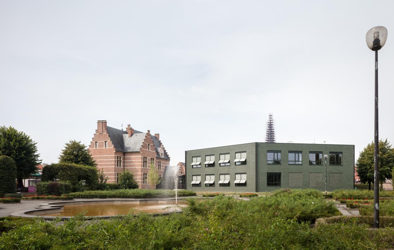 Realisatie Open Oproep 2504 © Stijn Bollaert