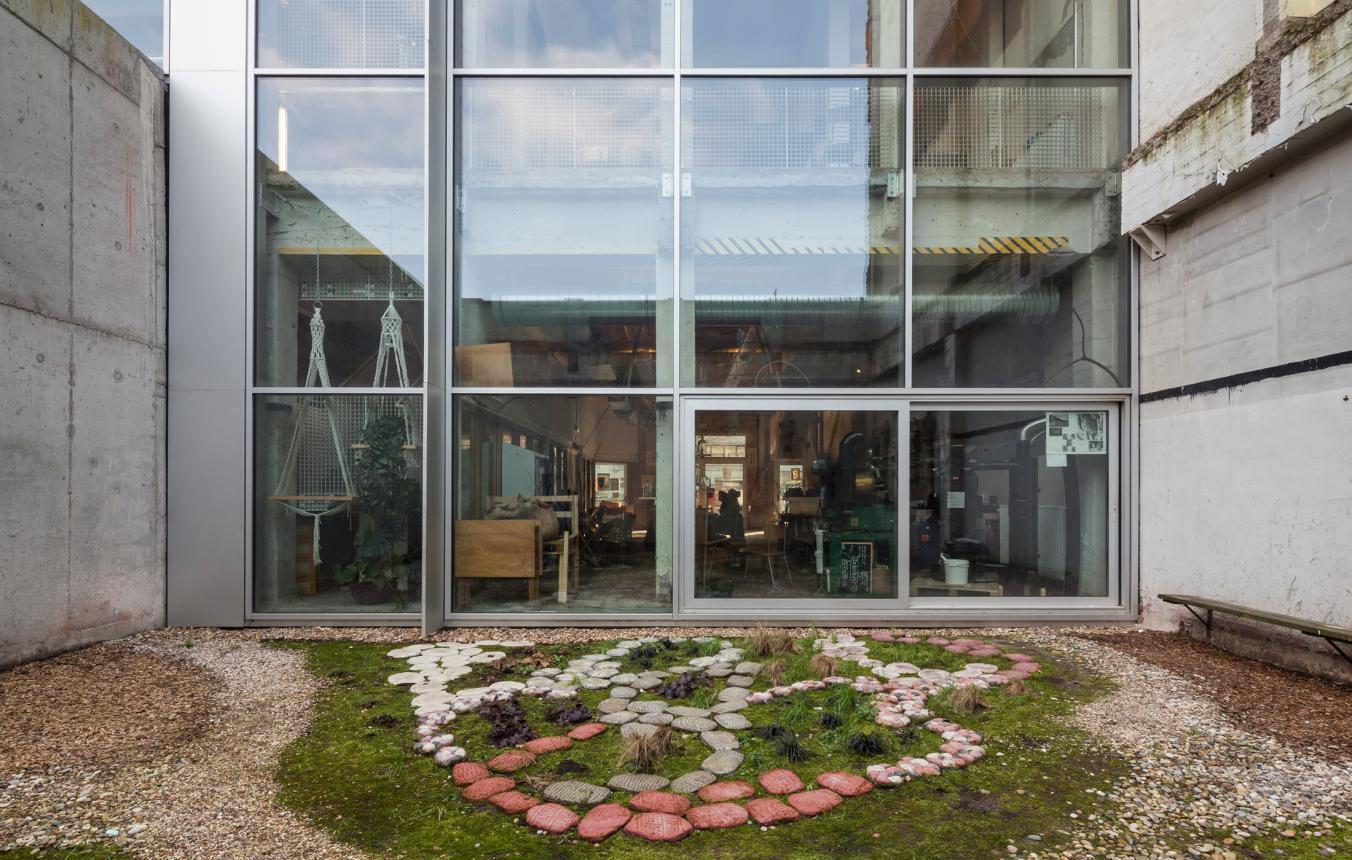 Jeugdcultuurzone 'Het Bos' Antwerpen / Stad Antwerpen ©Tim Van de Velde