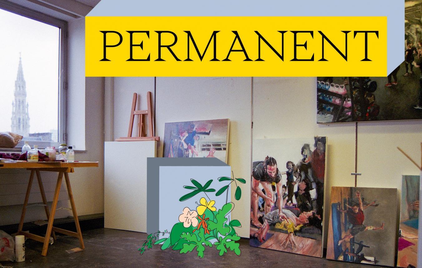 Permanent, Ontwerpend onderzoek naar een permanente en solidaire artistieke infrastructuur