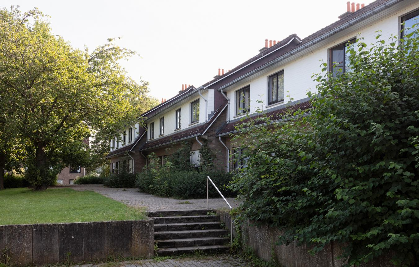 Vervangingsbouw appartementen Willemskouter in Beersel