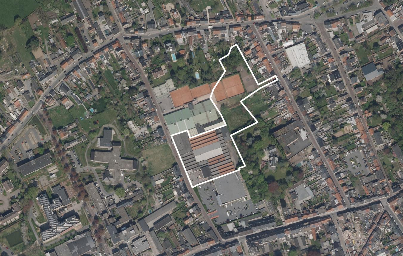 OAG1912 Een toekomstvisie voor Lange Akker luchtfoto