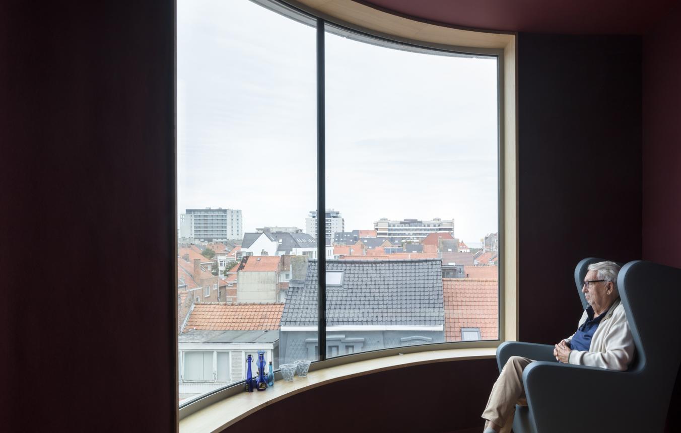Prijs Wivina Demeester voor Excellent Bouwheerschap 2019, Drie Platanen, Sint-Monica vzw