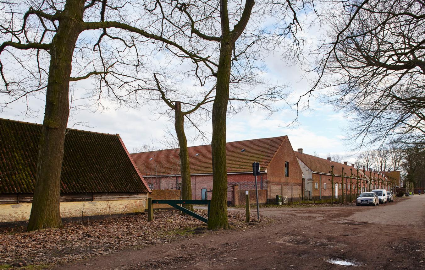boerderij Wortel-Kolonie in Hoogstraten