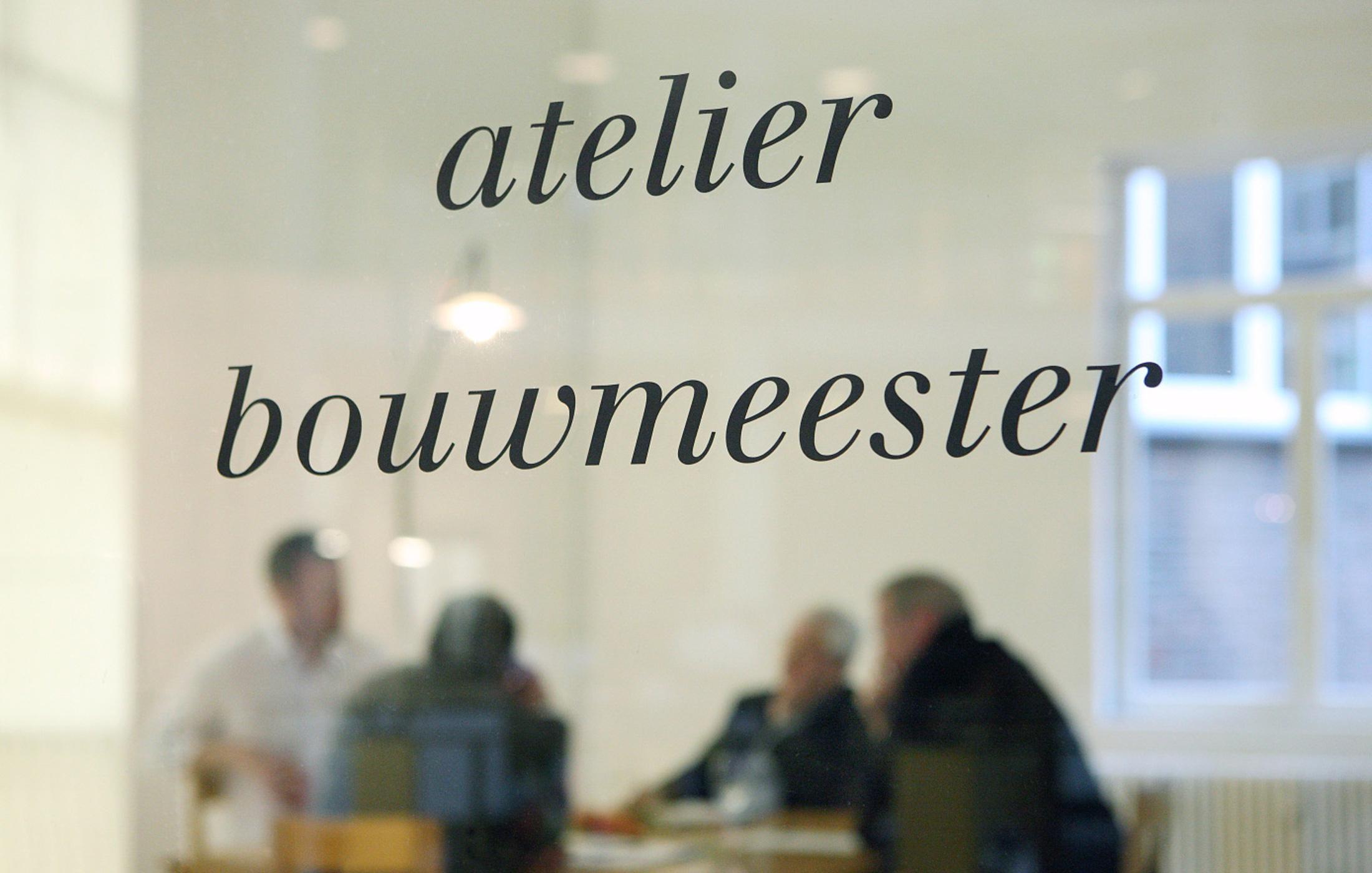 Atelier Bouwmeester ©Filip Dujardin