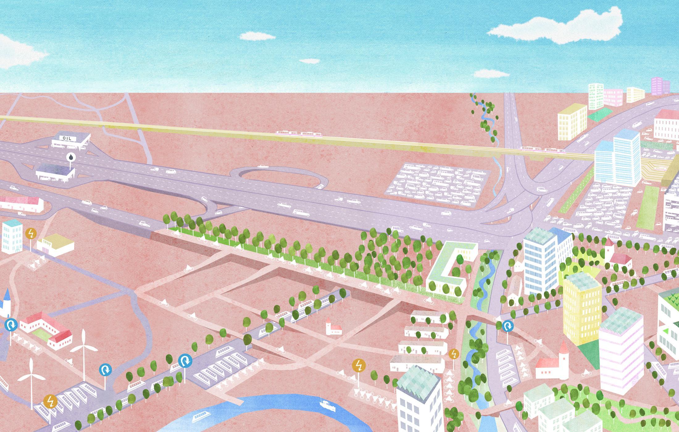 © Architecture Workroom Brussels en Sannah Belzer voor de studie Lage Landen