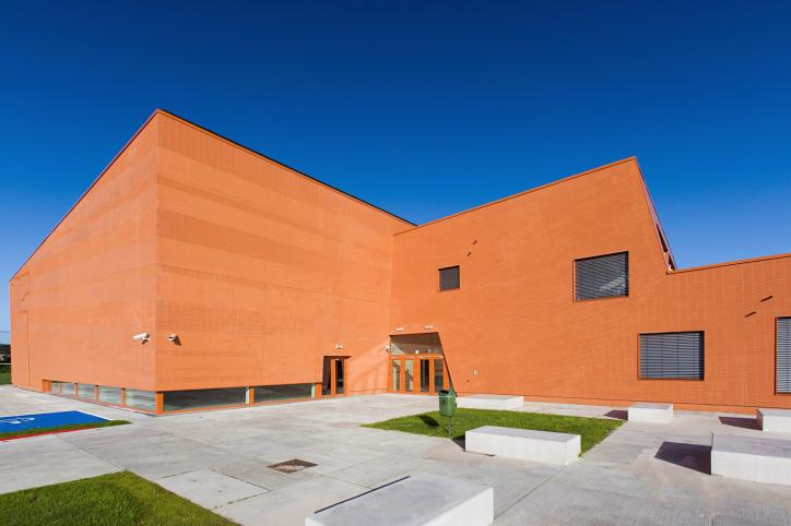 Gemeentelijk Technisch Instituut in Londerzeel (GTIL) - (c) Teema Architecten