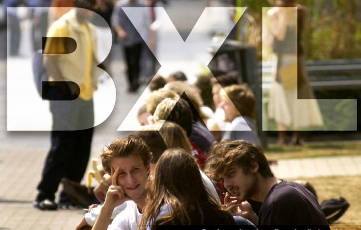Ruimte#26 - School maken - BXL Studentenstad