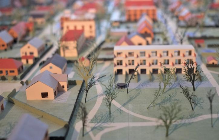 De verkavelingsdroom: Presentaties en debatten over ontwerpend onderzoek over ontsnippering, verdichting en kernversterking in Vlaamse steden en dorpen