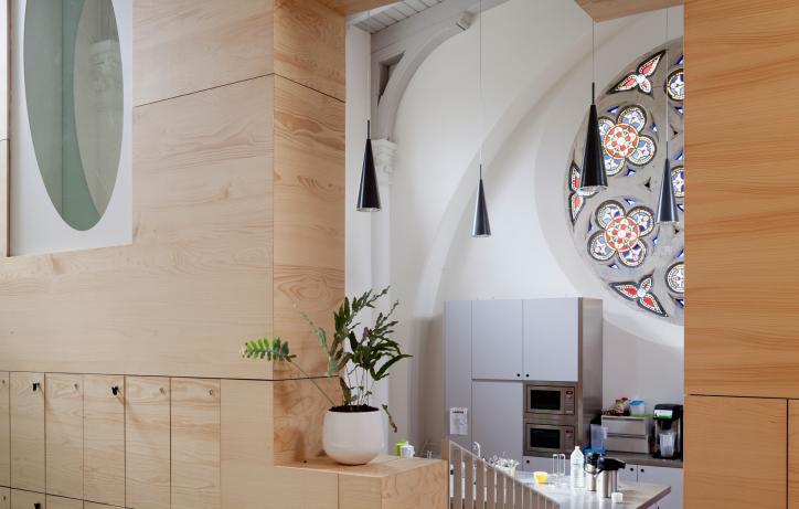 SmallTalks over een nieuwe toekomst voor de parochiekerken in Vlaanderen