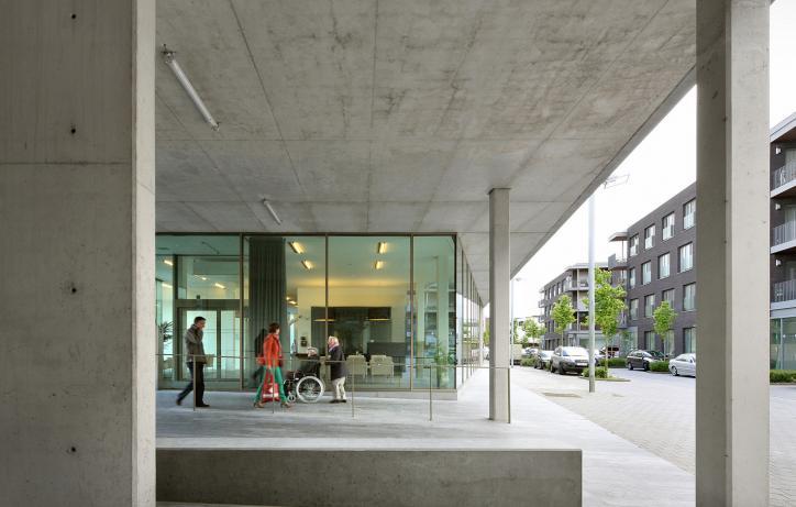 OO0801-Kapittelhof Lommel - 360 Architecten