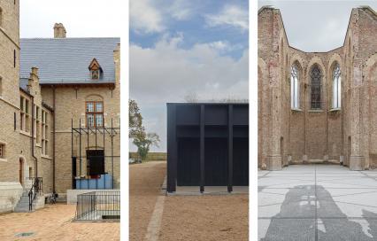 3 laureaten Prijs Wina Demeester voor excellent bouwheerschap 2016