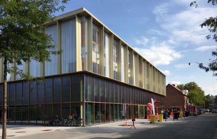 Open Oproep nieuw administratief centrum Brasschaat