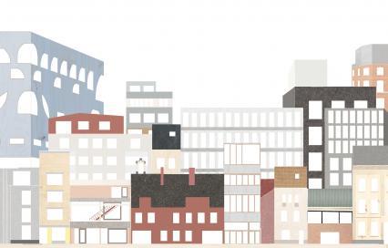 Composite Presence ©Bovenbouw Architectuur