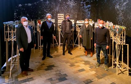 Opening Open Oproep expo Budafabriek Kortrijk