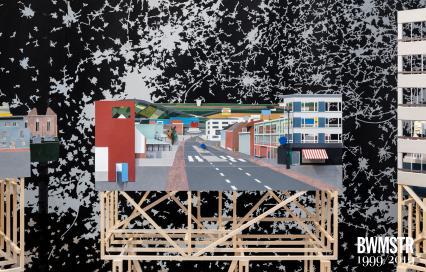 tentoonstelling 'Open Oproep' in Atelier Bouwmeester