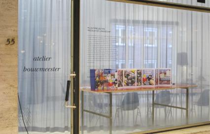 Expo pilootprojecten in Atelier Bouwmeester